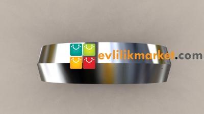 Gelin Damat Alyans - Gümüş Alyans Modelleri 6.5 mm