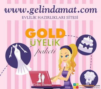Gelin Damat - GelinDamat.com Gold Üyelik ve Dergi Reklam