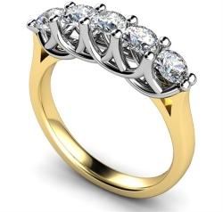 Beştaş Pırlanta Evlilik Yüzüğü - Thumbnail
