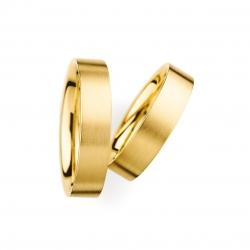- Sade Altın Alyans 5 mm